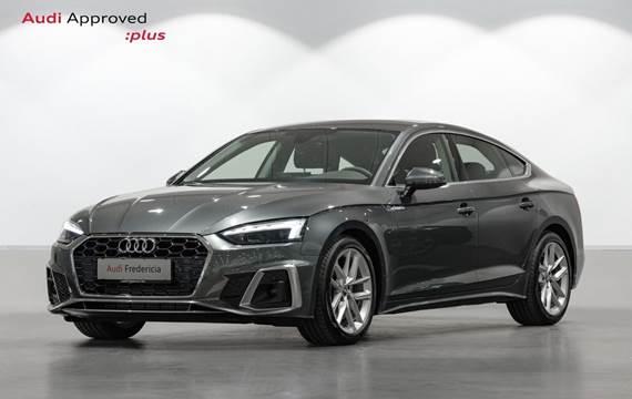 Audi A5 TFSi S-line+ Sportback S-tr.