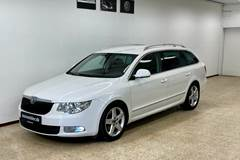 Skoda Superb 2,0 TDi 170 Ambition Combi DSG