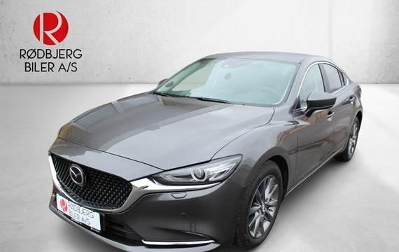 Mazda 6 2,0 Sky-G 165 Premium aut.