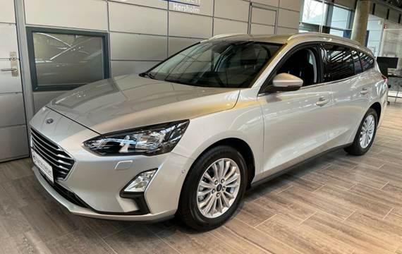 Ford Focus 1,0 EcoBoost mHEV Titanium stc.
