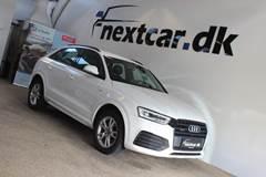 Audi Q3 2,0 TDi 150 S-line quattro S-tr.