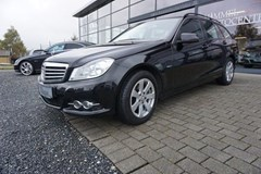 Mercedes C200 2,2 CDi st.car BE