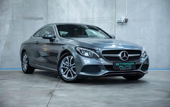 Mercedes C250 d 2,2 Coupé aut.