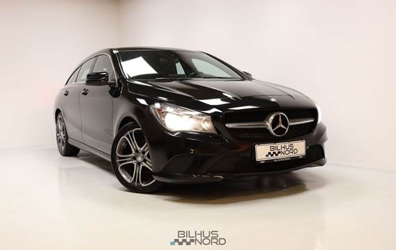 Mercedes CLA200 d 2,2 Shooting Brake aut.