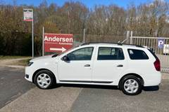 Dacia Logan 1,5 dCi 75 Family Edition MCV