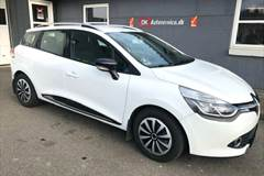 Renault Clio IV 1,5 dCi 75 Authentique Sport Tourer