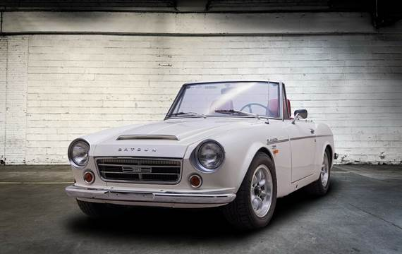 Datsun Fairlady 2,0 Sports 2000 Roadster