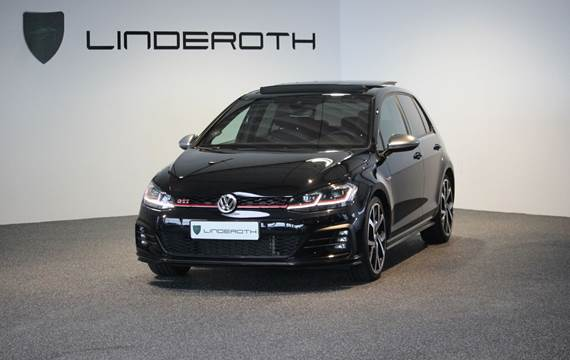 VW Golf VII 2,0 GTi Performance DSG