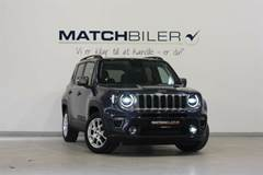 Jeep Renegade 1,6 MJT 120 Limited DCT