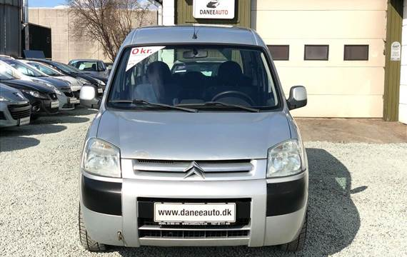 Citroën Berlingo 1,6 16V Family