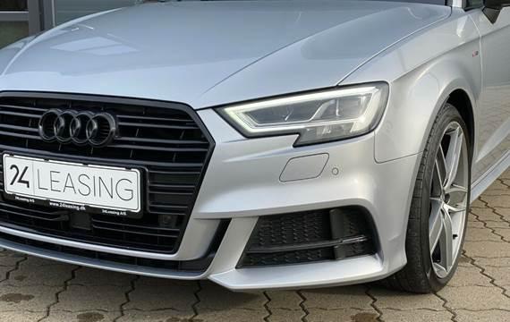 Audi A3 TDi Sport Sportback S-tr.