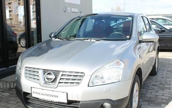 Nissan Qashqai 1,5 dCi 103 Tekna