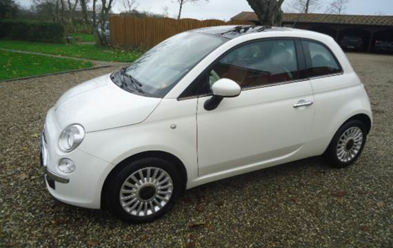 Fiat 500 1,2 Person bil