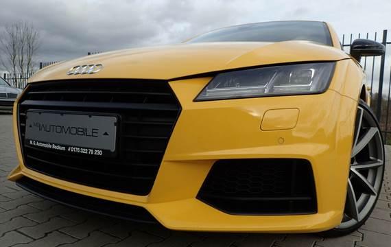 "Audi TT Coupé 2.0 TFSI S tronic - S LINE / 20"" / B&O"