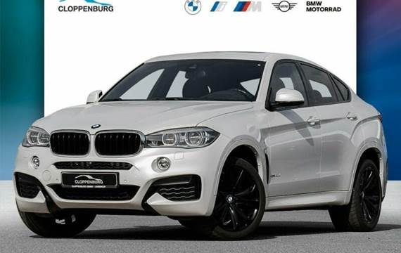 BMW X6 xDrive30d M Sportpaket Head-Up HK HiFi DAB