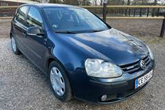 VW Golf V 1,9 TDi 105 BlueMotion