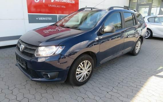 Dacia Logan 1,5 dCi 75 Limited Edition MCV