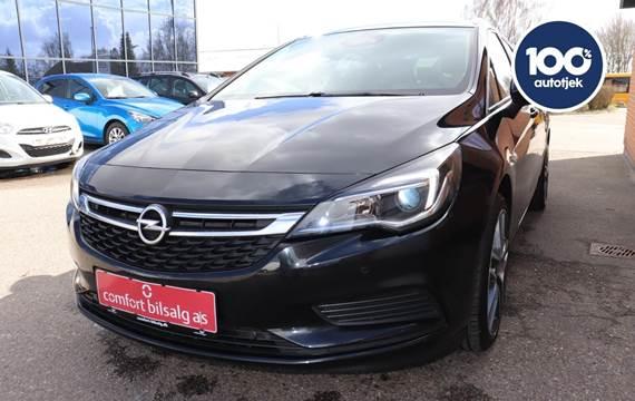 Opel Astra 1,4 T 125 Enjoy Sports Tourer
