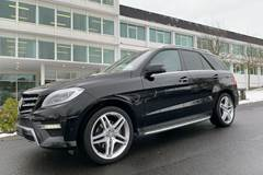Mercedes ML350 3,0 BlueTEC aut. 4Matic