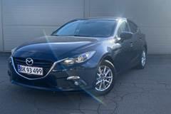 Mazda 3 Skyactiv-G Vision 120HK 6g