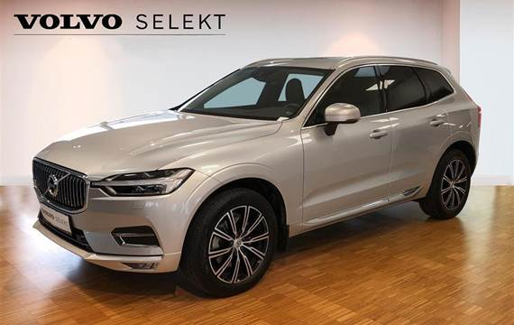 Volvo XC60 2,0 B4 Inscription AWD  5d 8g Aut.