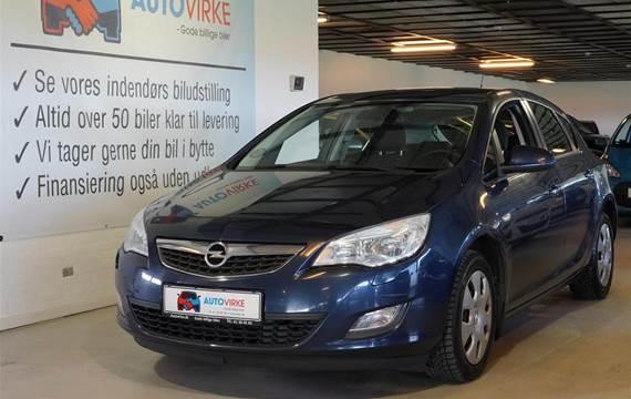 Opel Astra 1,7 CDTI  5d