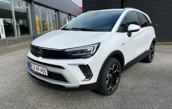Opel Crossland 1,2 T 110 Sport