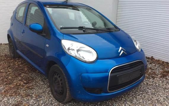 Citroën C1 Seduction
