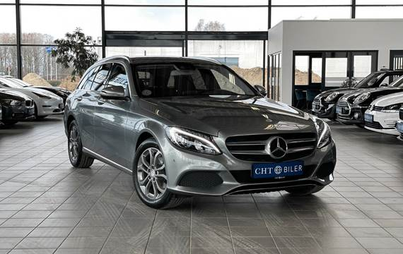Mercedes C200 2,0 Avantgarde stc. aut.