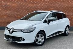 Renault Clio IV 0,9 TCe 90 Expression Sport Tourer