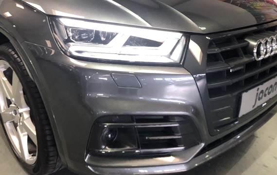 Audi Q5 3,0 TDi 286 S-line quattro Tiptr.