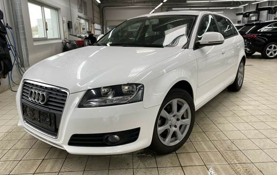 Audi A3 1,4 TFSi Attraction Sportback S-tr.