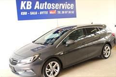 Opel Astra 1,6 CDTi 136 Innovation Sports Tourer aut.