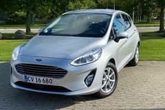 Ford Fiesta 1,5 TDCi Titanium Start/Stop 85HK 5d 6g