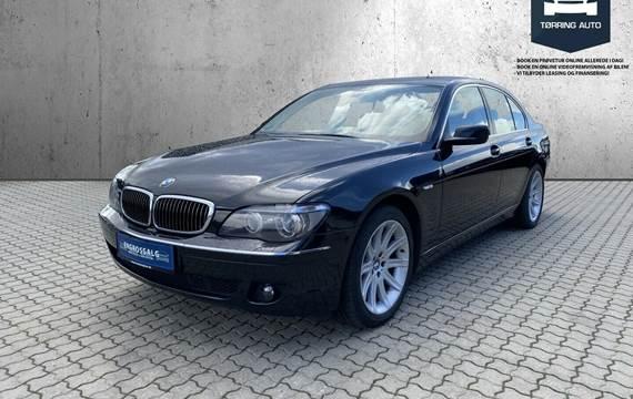 BMW 740i 4,0 aut.