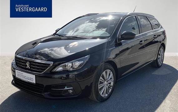 Peugeot 308 1,5 SW  BlueHDi Selection Sky  Stc 6g