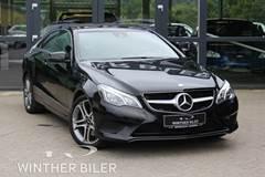 Mercedes E220 2,2 CDi Coupé aut.