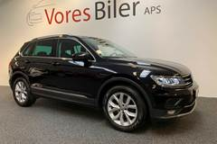 VW Tiguan 2,0 TDi 150 Highline+ DSG