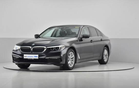 BMW 520d 2,0 Connected aut.