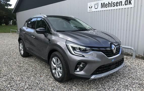 Renault Captur 1,6 E-Tech Intens