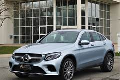 Mercedes GLC250 2,0 AMG Line Coupé aut. 4Matic