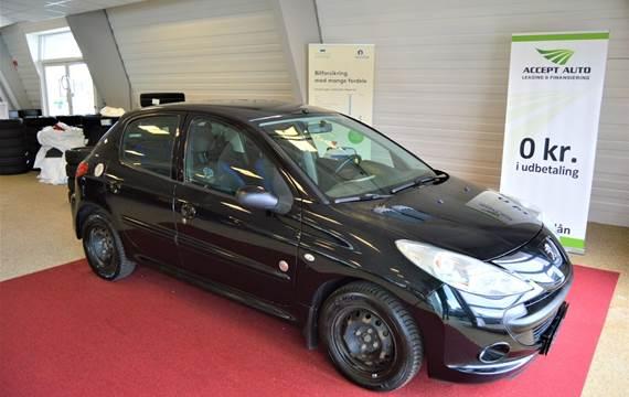Peugeot 206+ 1,4 HDi 70 Generation+