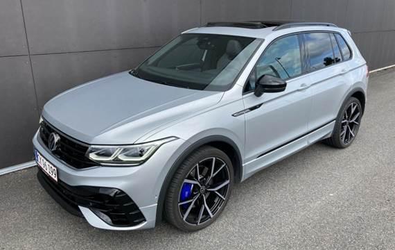 VW Tiguan 2,0 R DSG 4Motion