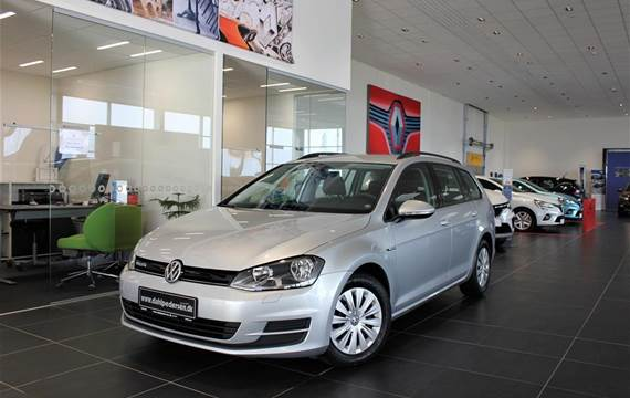 VW Golf 1,6 Variant  TDI BlueMotion  Stc 6g