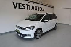 VW Touran 2,0 TDi 150 Comfortline DSG Van