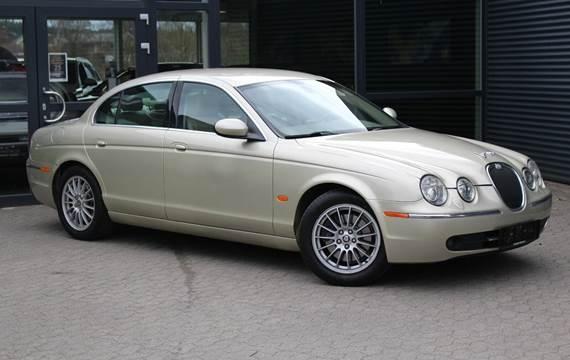 Jaguar S-Type 2,7 D V6 Executive aut.