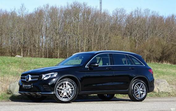 Mercedes GLC300 2,0 Coupé aut. 4Matic