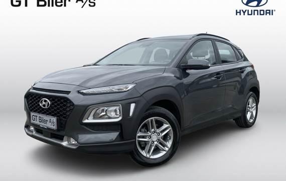 Hyundai Kona 1,0 T-GDi Value Edition