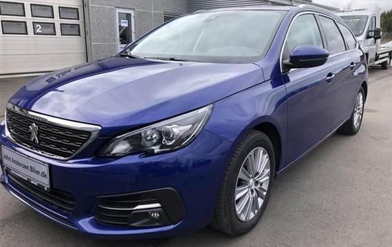 Peugeot 308 1,6 1.6 BlueHDi 120 hk SW