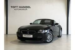 BMW Z4 2,5 Roadster Steptr.